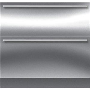 "Sub-Zero Integrated Refrigeration 36"" Combination Drawer"