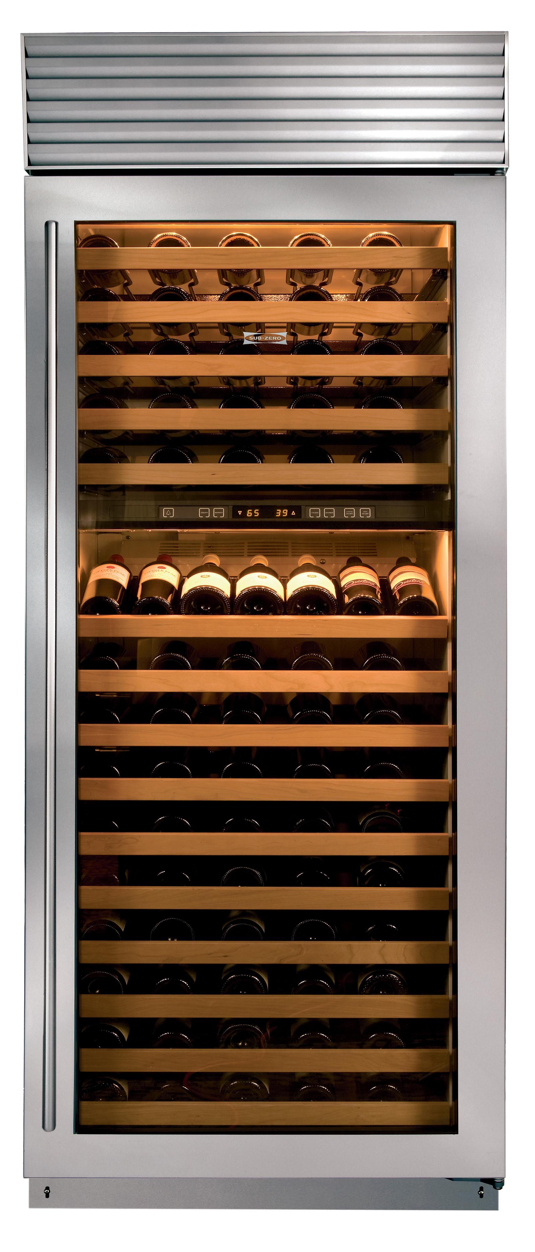 Wine Storage Wine Storage by Sub-Zero at Furniture and ApplianceMart