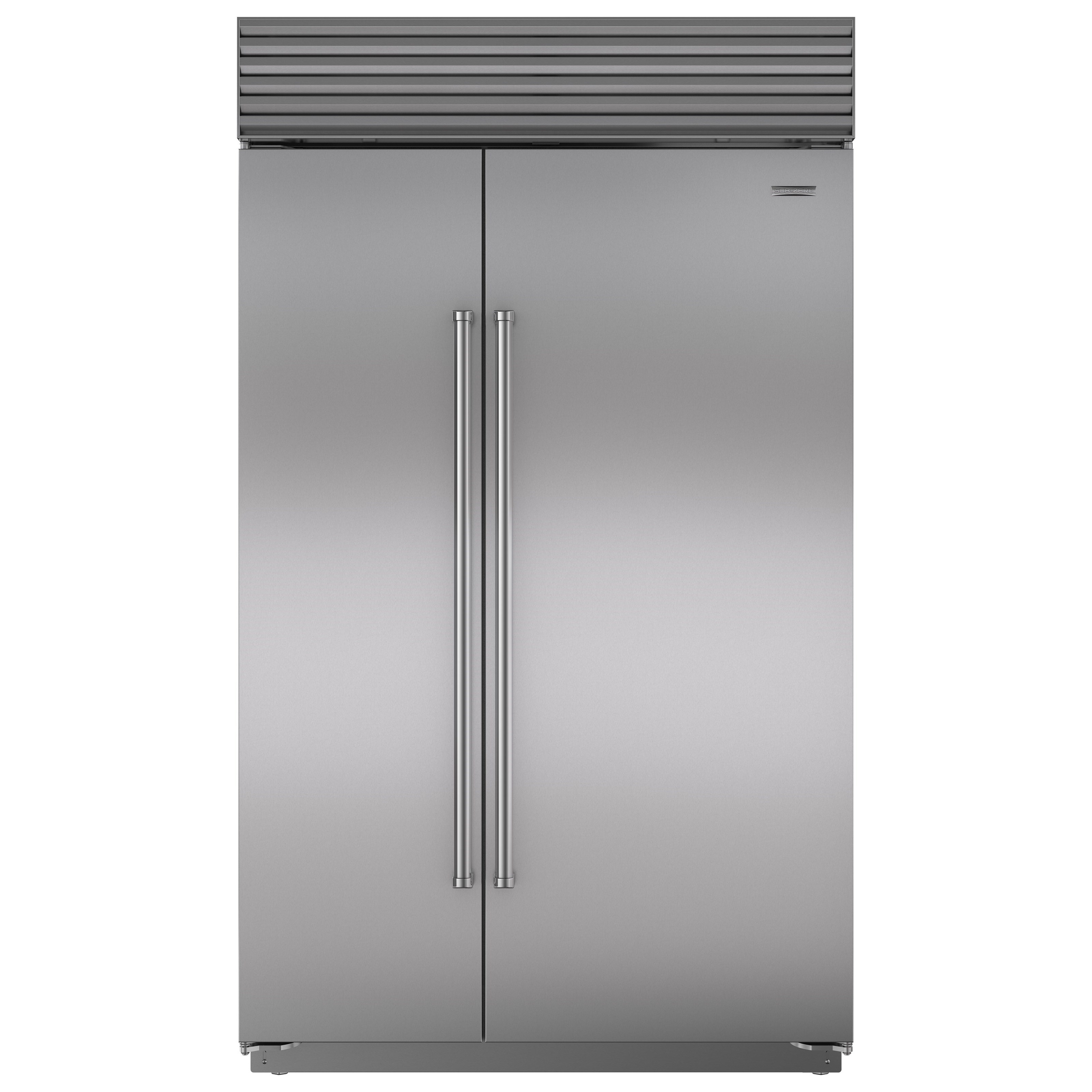 Built-In Refrigerators 28.2 Cu. Ft. Built-In Refrigerator by Sub-Zero at Furniture and ApplianceMart