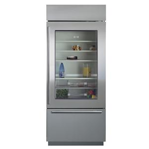 """Sub-Zero Built-In Refrigeration 30"""" Built-In Over-and-Under Refrigerator"""