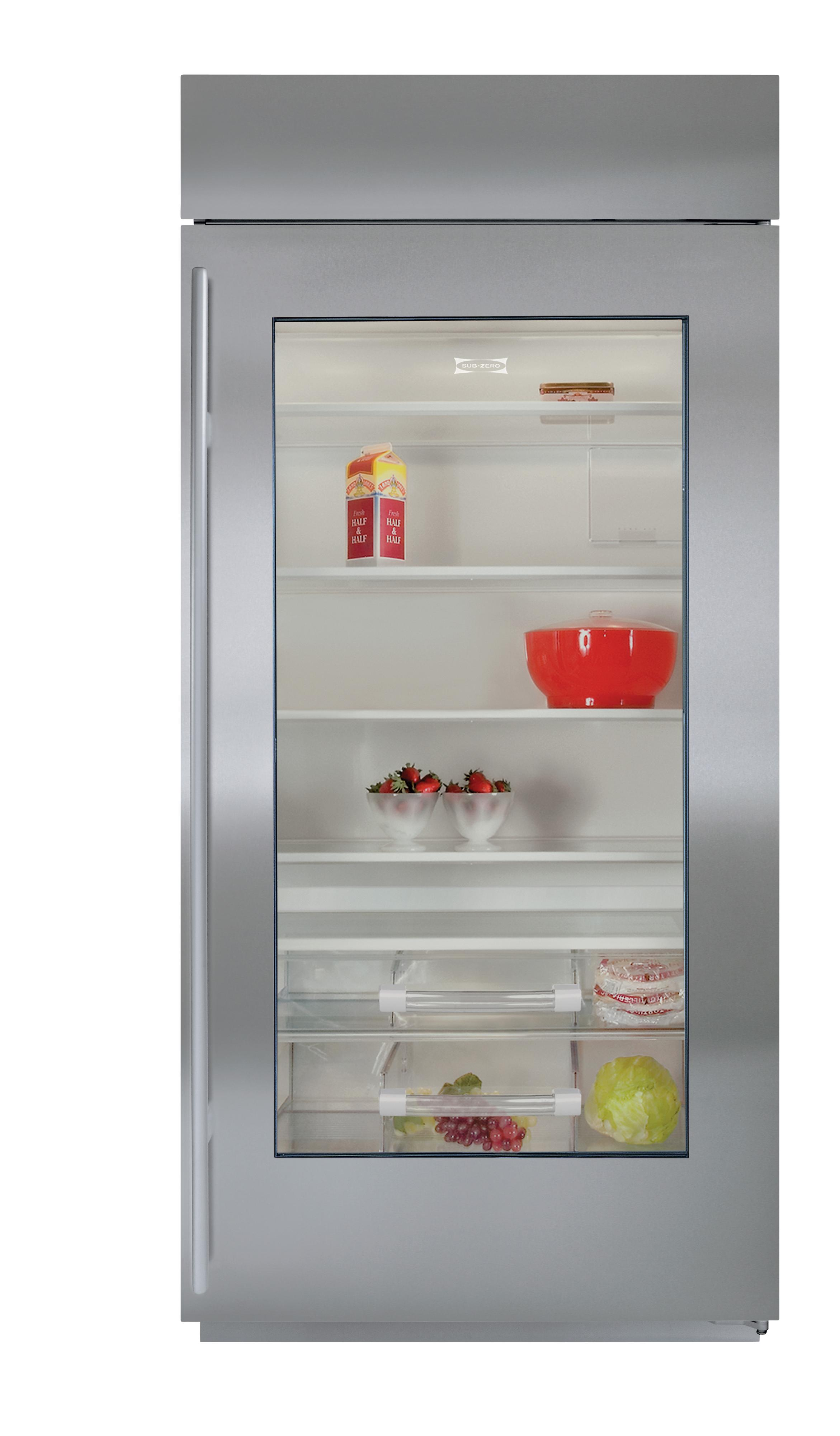 """Built-In Refrigeration 36"""" Built-In All Refrigerator by Sub-Zero at Furniture and ApplianceMart"""