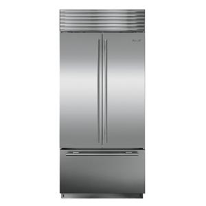 "Sub-Zero Built-In Refrigeration 36"" Over-and-Under with French Door"