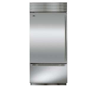 ENERGY STAR® 21.4 Cu. Ft. Built-In Refrigerator with Air Purification