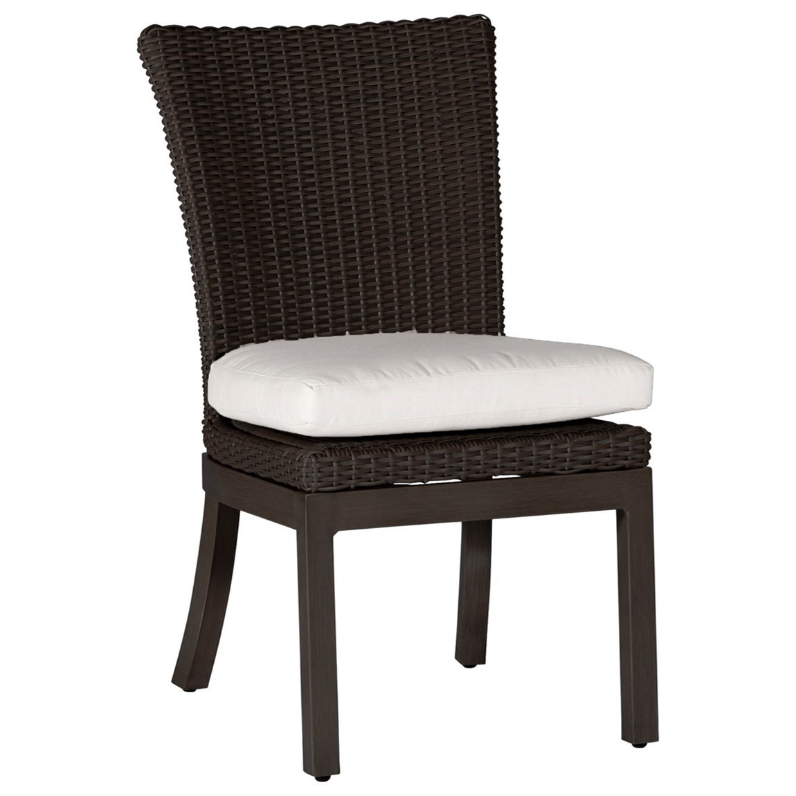 Rustic Rustic Side Chair by Summer Classics at Esprit Decor Home Furnishings