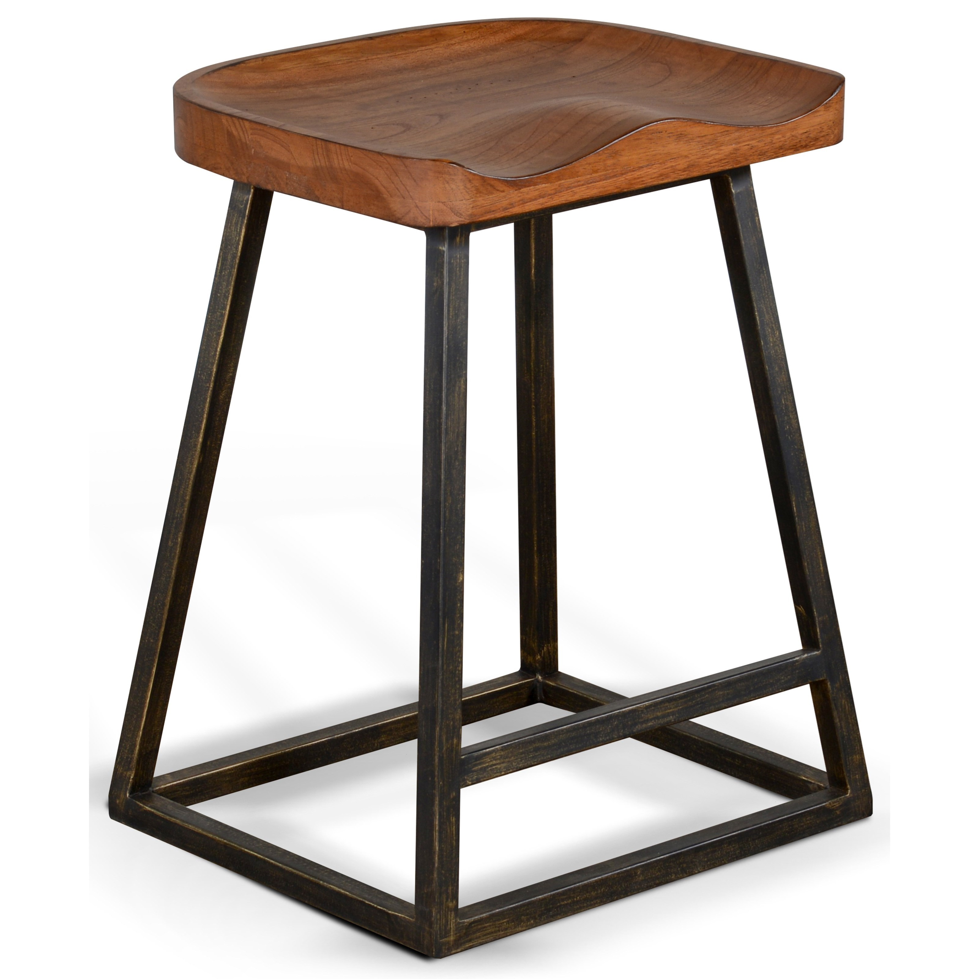 1622 Counter Stool by Sunny Designs at Wayside Furniture