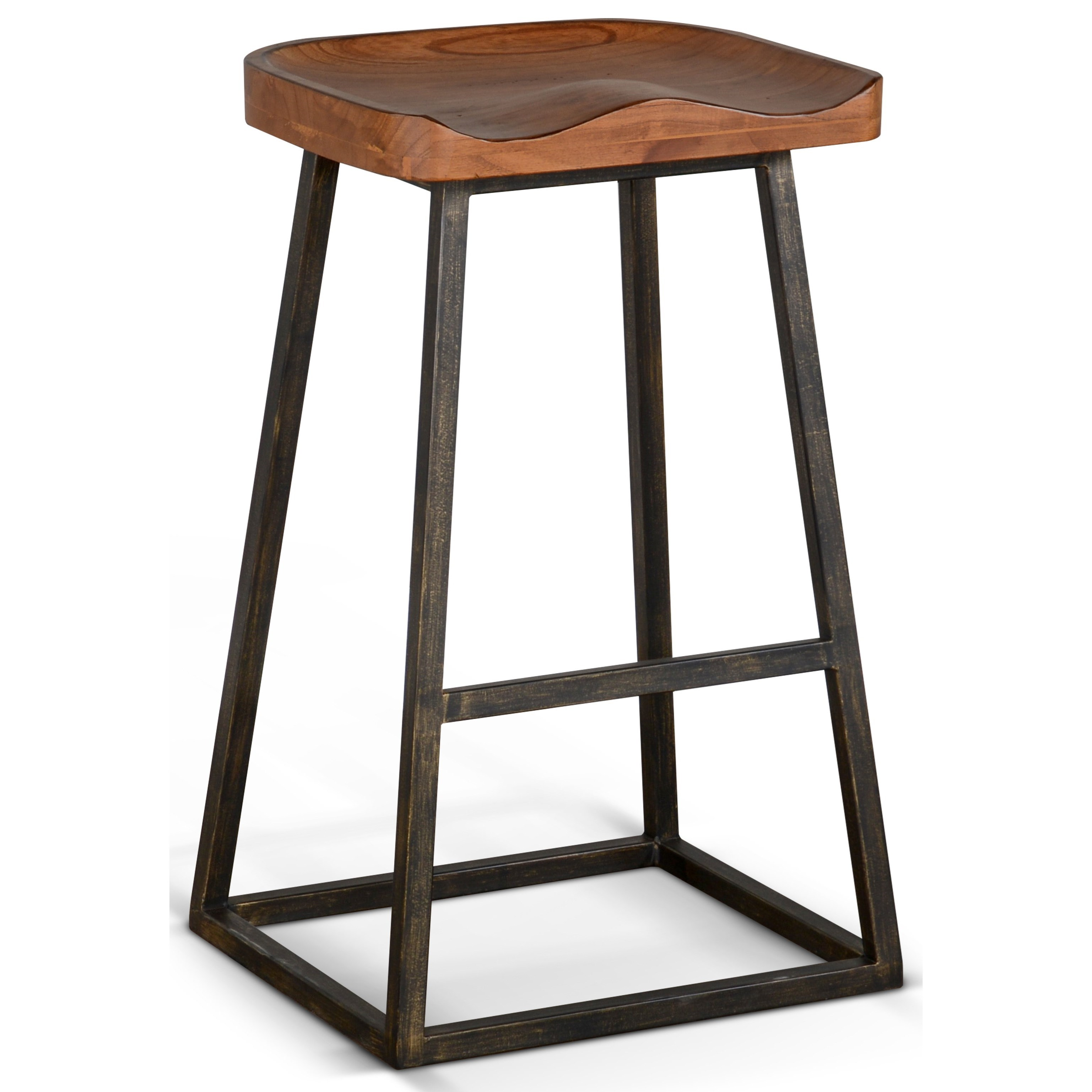 1622 Bar Stool by Sunny Designs at Wayside Furniture