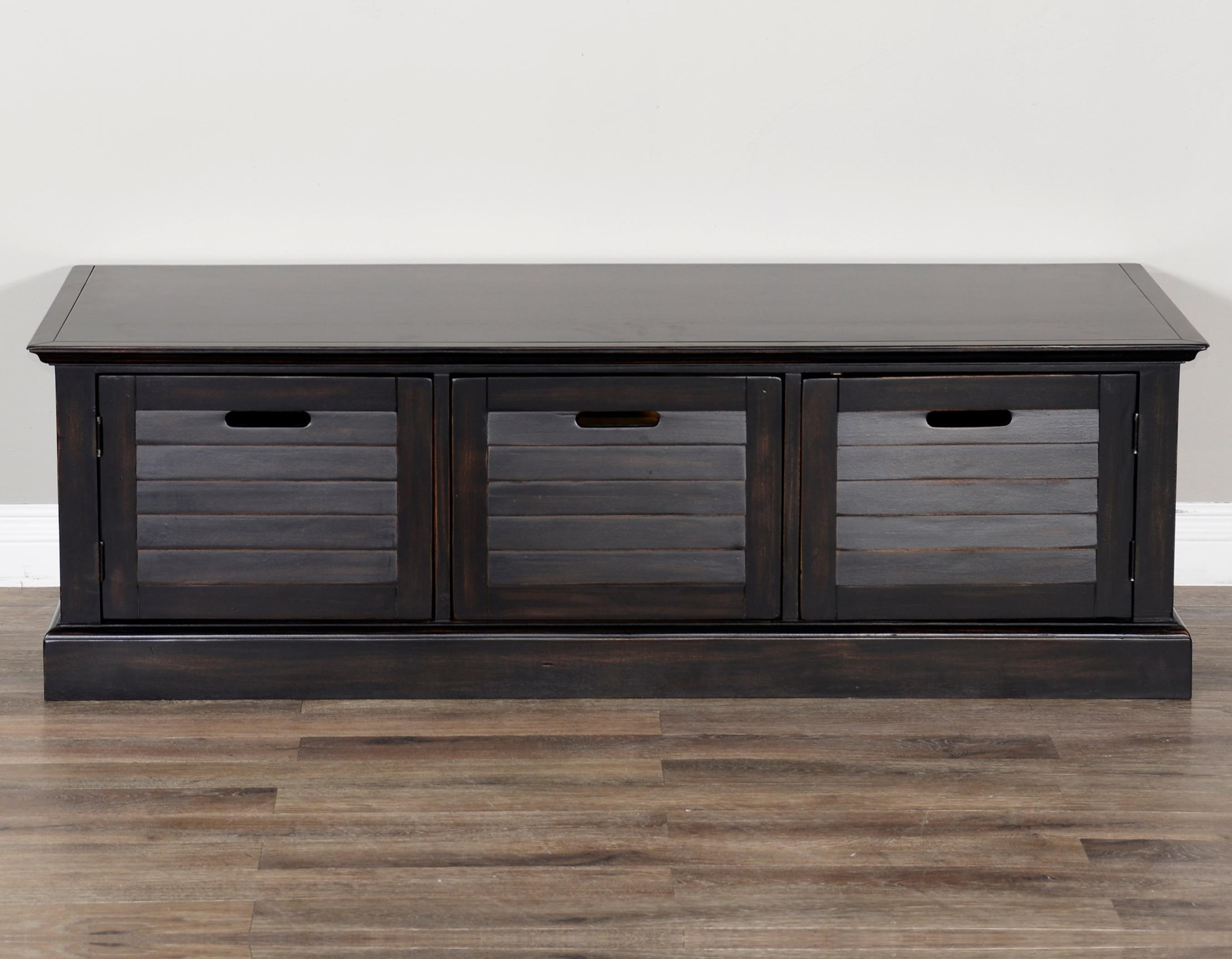2043 Entry Locker Base by Sunny Designs at Fashion Furniture