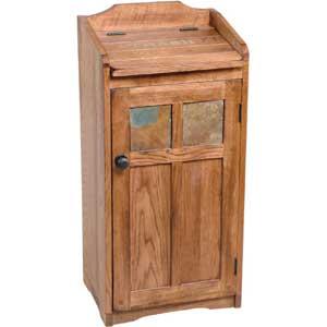 Sunny Designs Sedona Trash Box