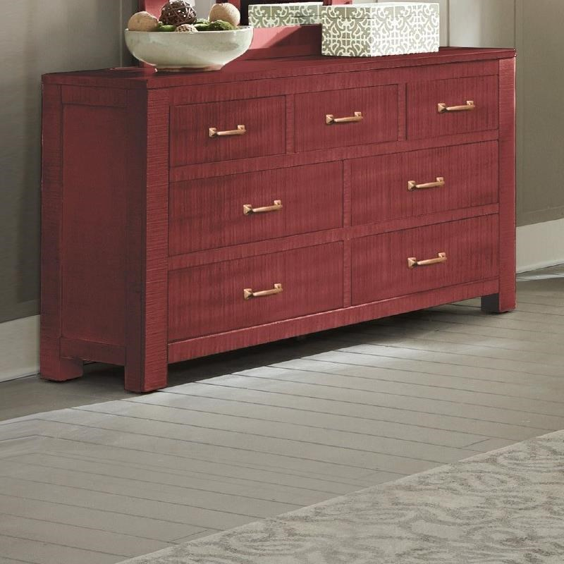 2319 Dresser by Sunny Designs at Fashion Furniture