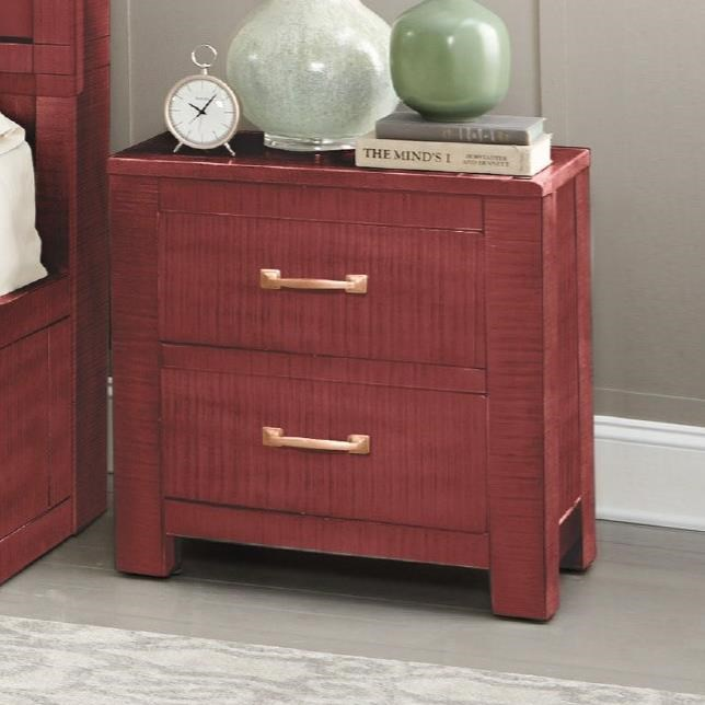 2319 Nightstand by Sunny Designs at Powell's Furniture and Mattress