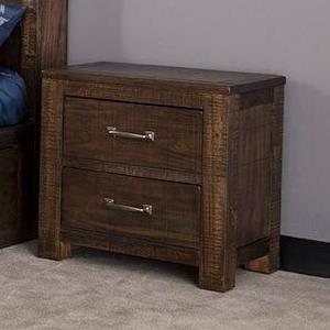 2319 Nightstand by Sunny Designs at Suburban Furniture