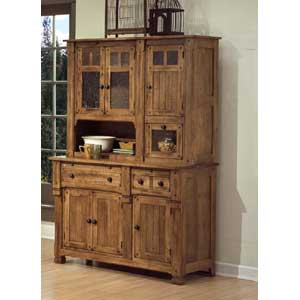 Sunny Designs Sedona Buffet and Hutch