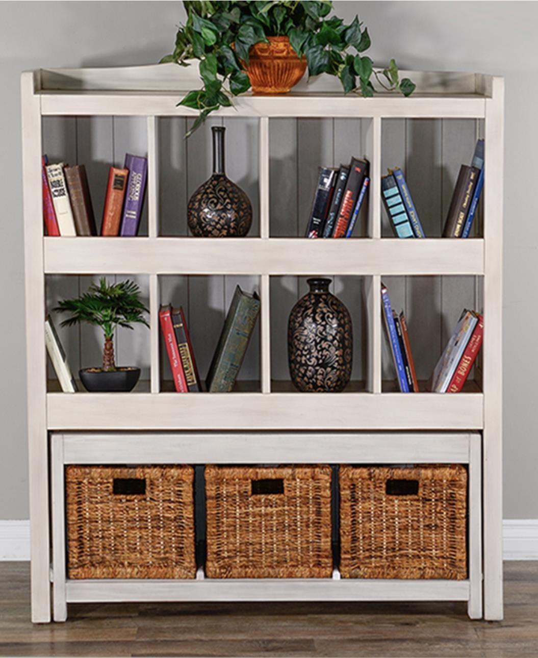 2993 Storage Bookcase at Bennett's Furniture and Mattresses