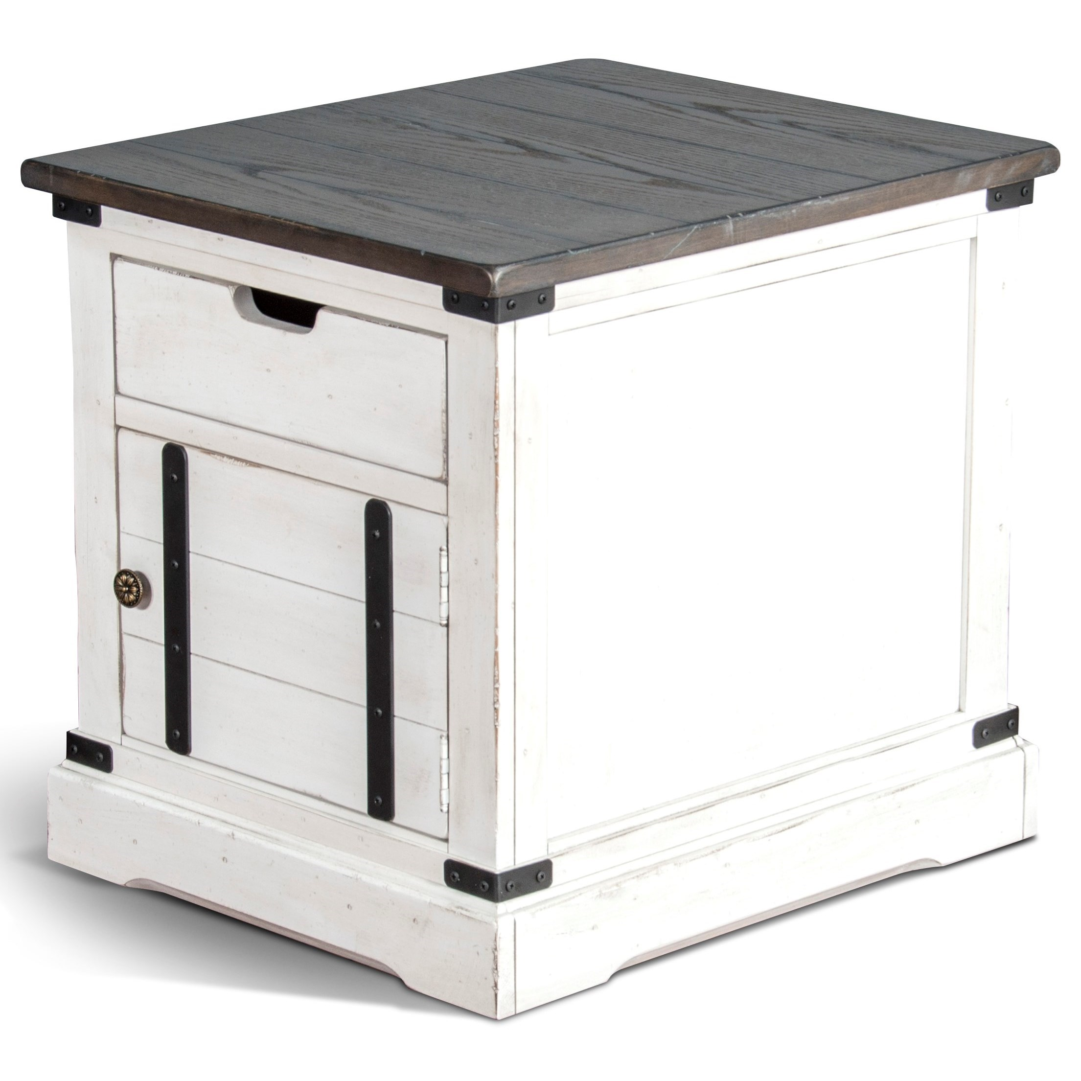 3270 End Table by Sunny Designs at Miller Home