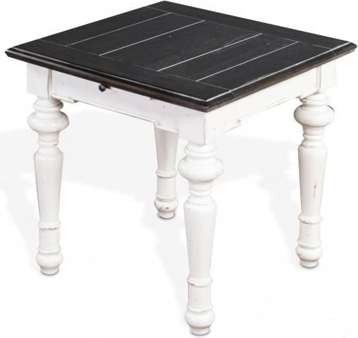 3273 Euro Cottage COTTAGE END TABLE by Sunny Designs at Furniture Fair - North Carolina