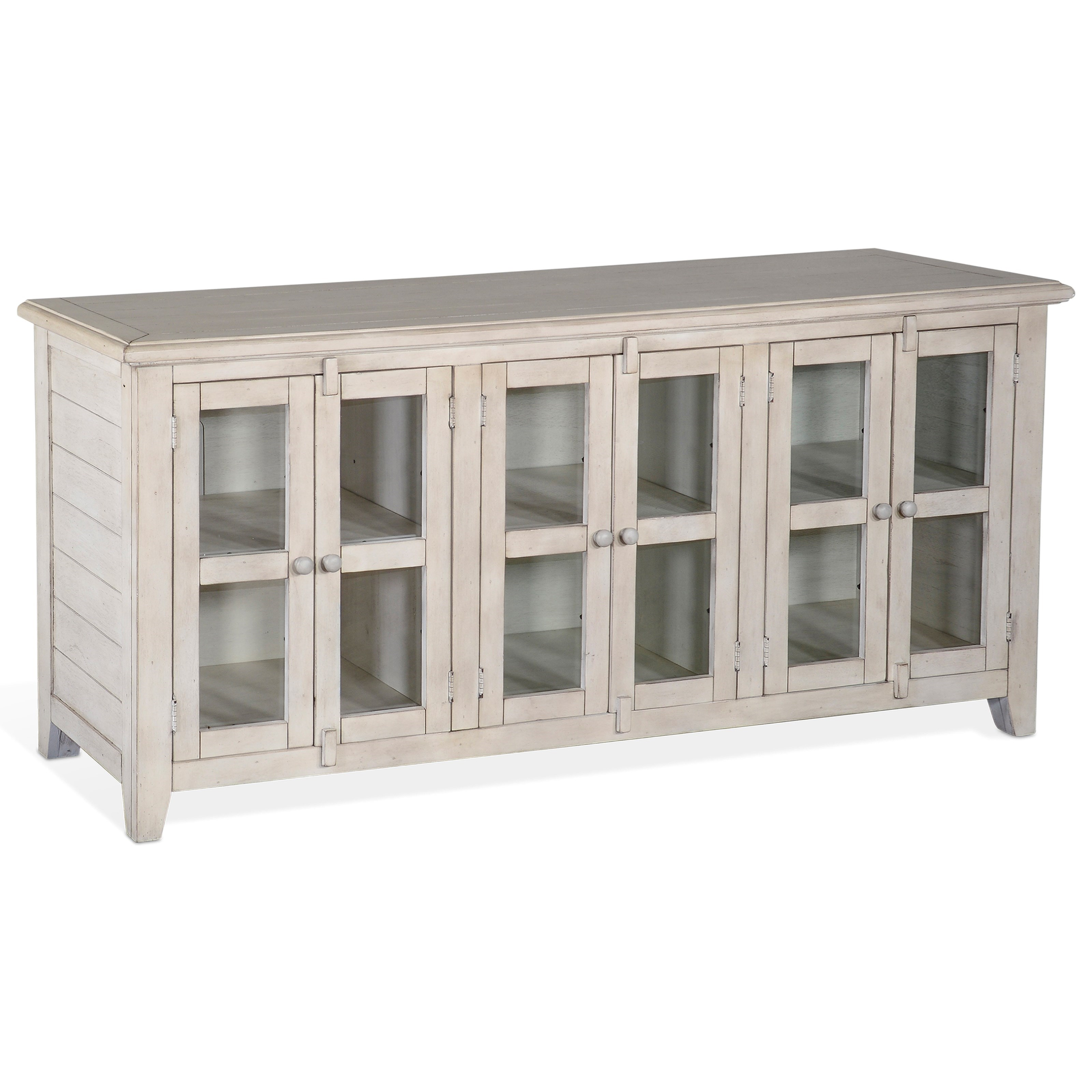"3628 70"" TV Console by Sunny Designs at Wilson's Furniture"