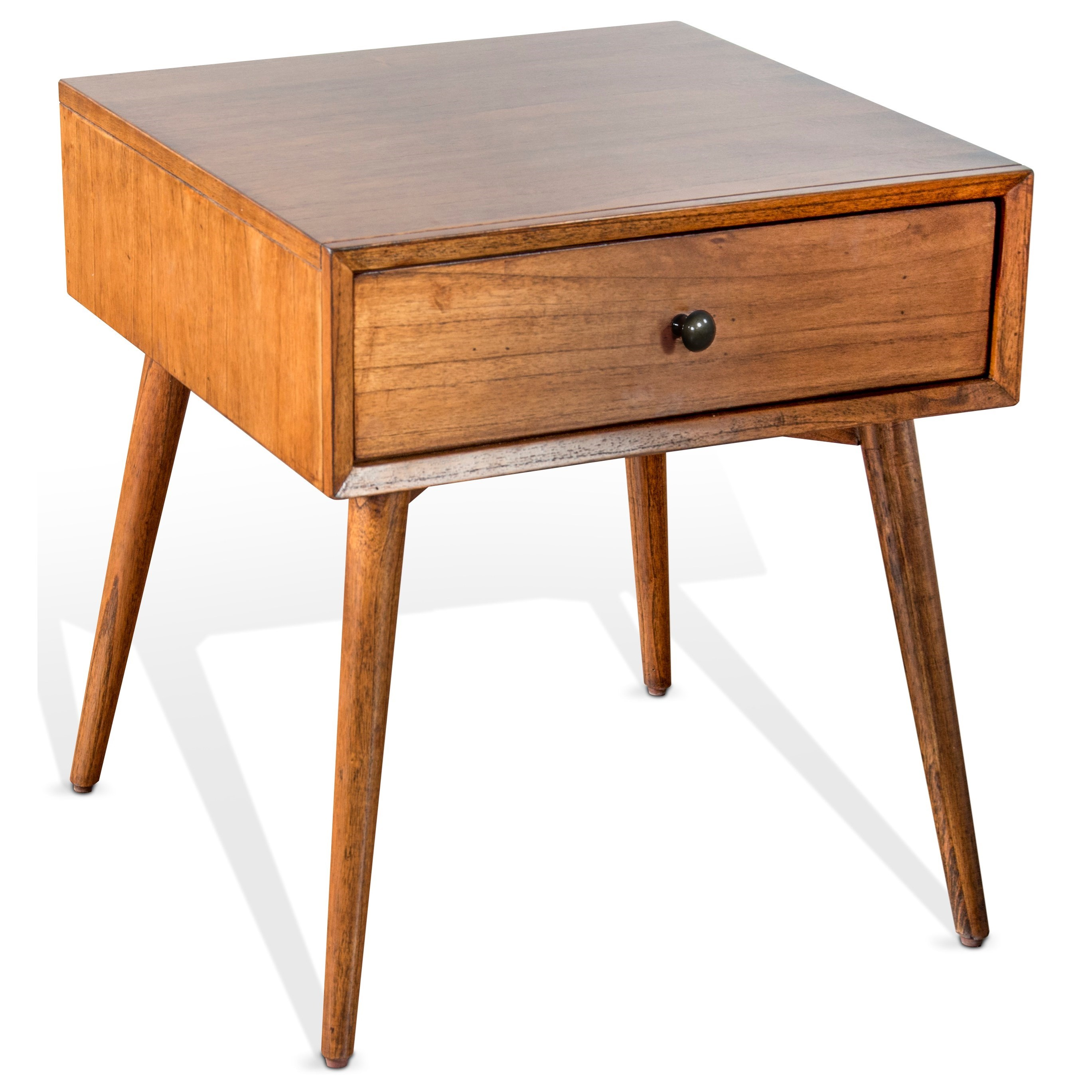 American Modern End Table by Sunny Designs at Stoney Creek Furniture