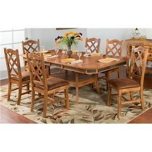 Belfast 5-Piece Dining Room Table Set