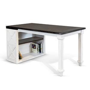 Bookcase & Desk