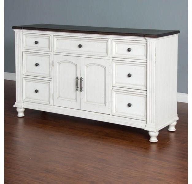 Fairbanks Fairbanks Dresser by Sunny Designs at Morris Home