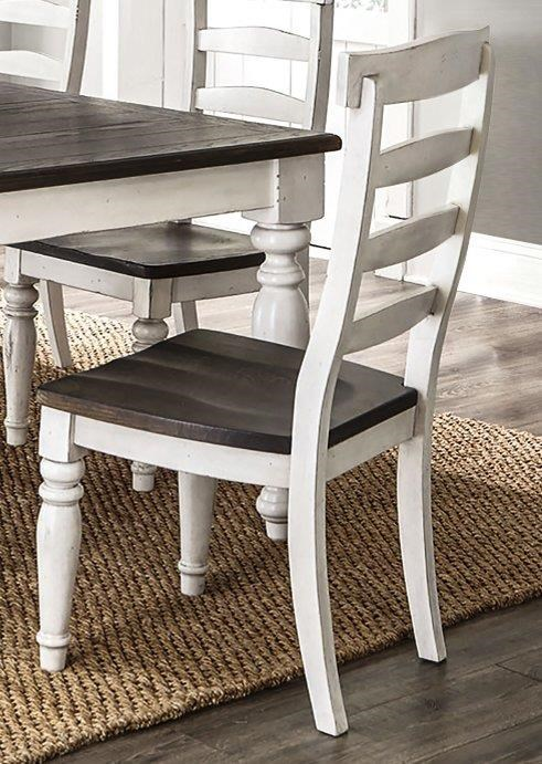 Fairbanks Fairbanks Ladder Back Side Chair by Sunny Designs at Morris Home