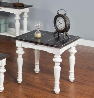 Fairbanks Fairbanks End Table by Sunny Designs at Morris Home