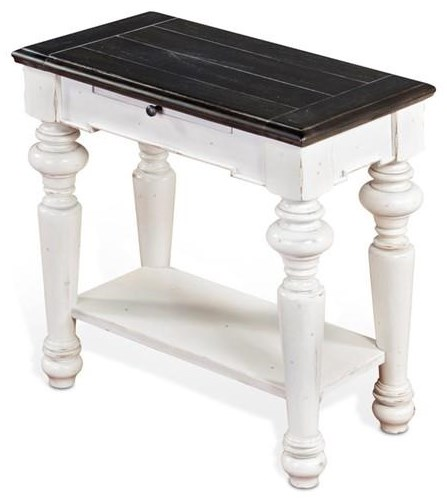 Fairbanks Fairbanks Side Table by Sunny Designs at Morris Home