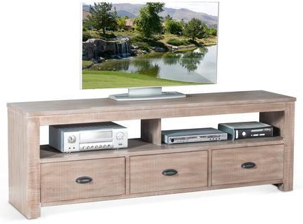 """Gracey Gracey 74"""" Console by Sunny Designs at Morris Home"""