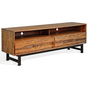 "Rustic 74"" TV Stand"