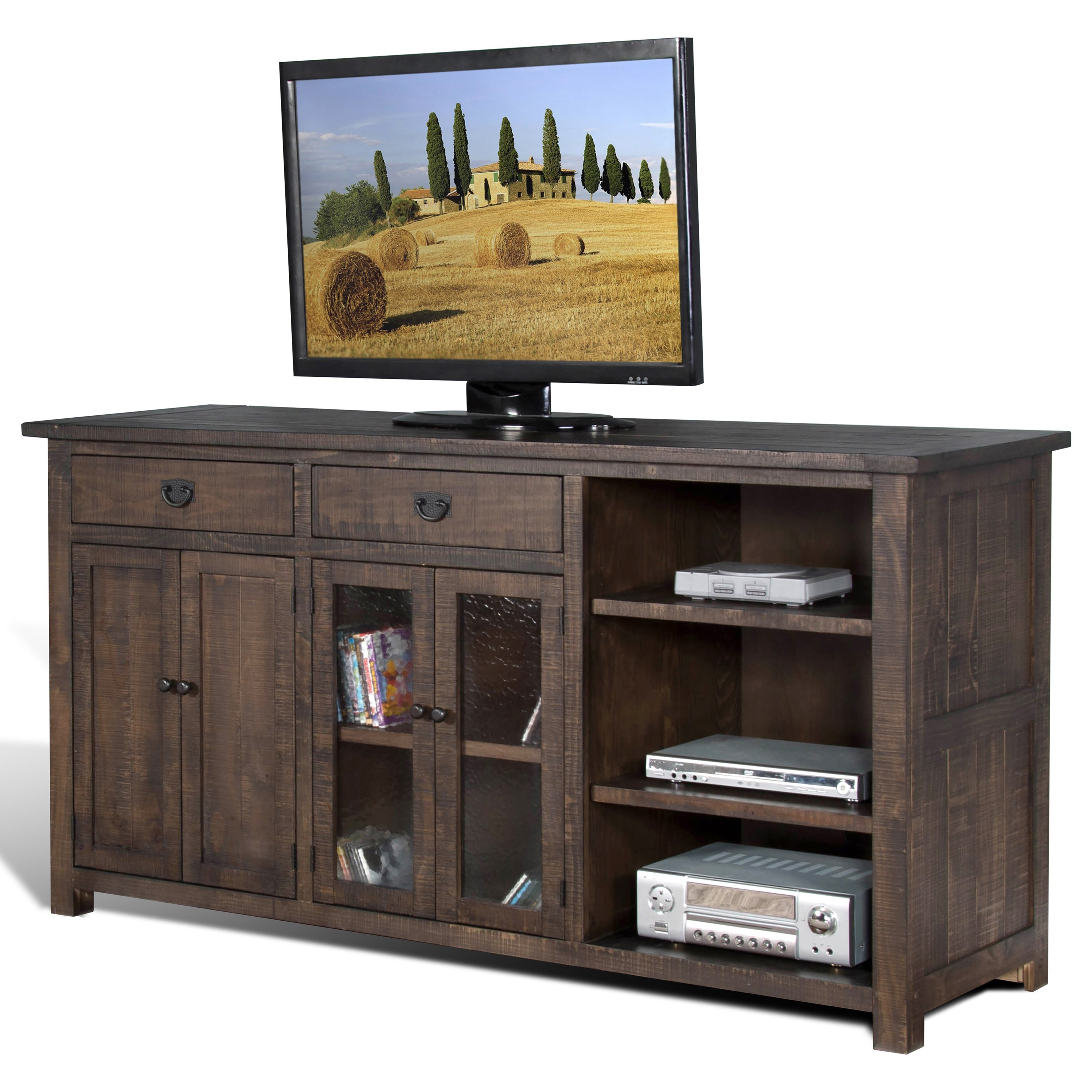 Homestead 2  Buffet by Sunny Designs at Darvin Furniture