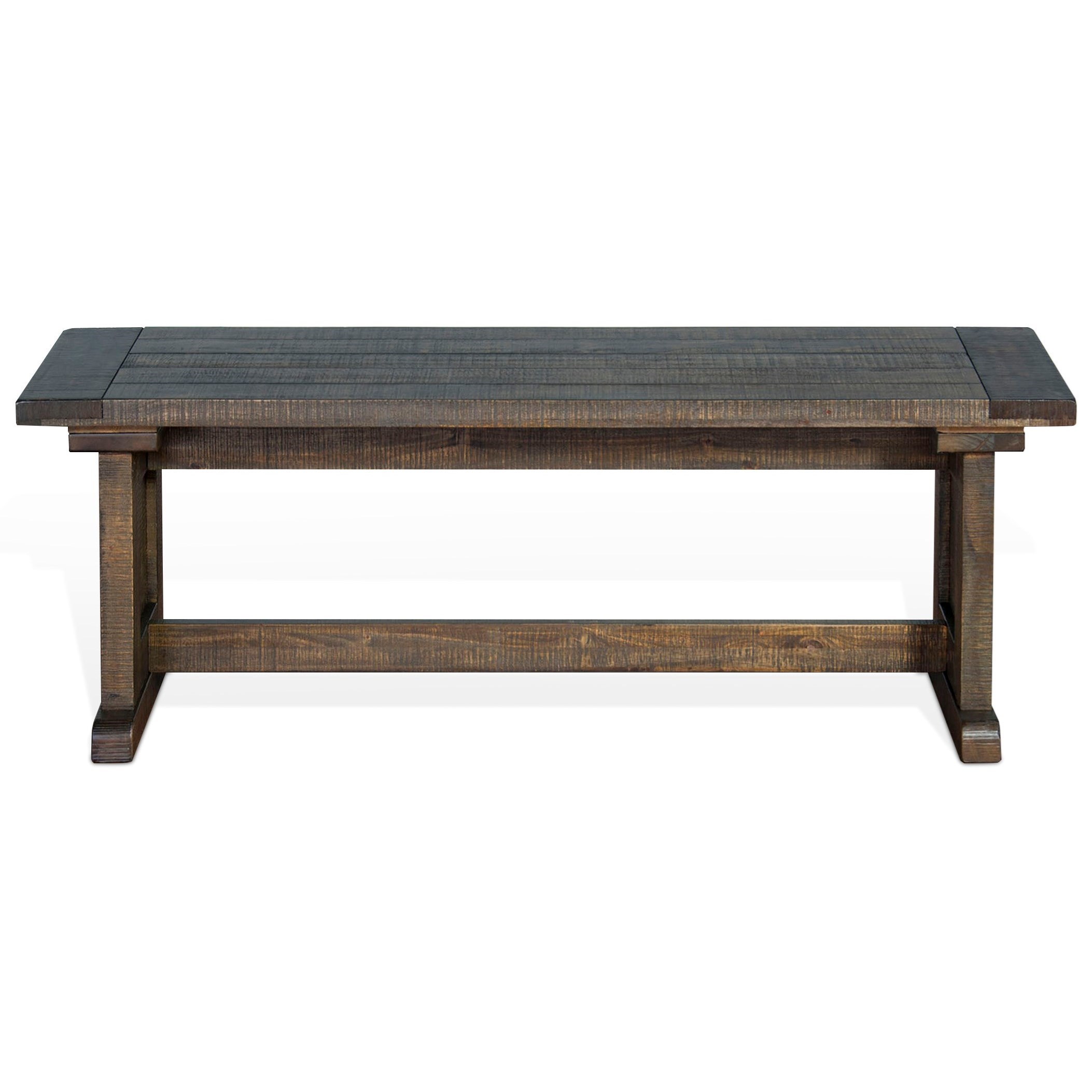 Homestead Side Bench by Sunny Designs at Sparks HomeStore