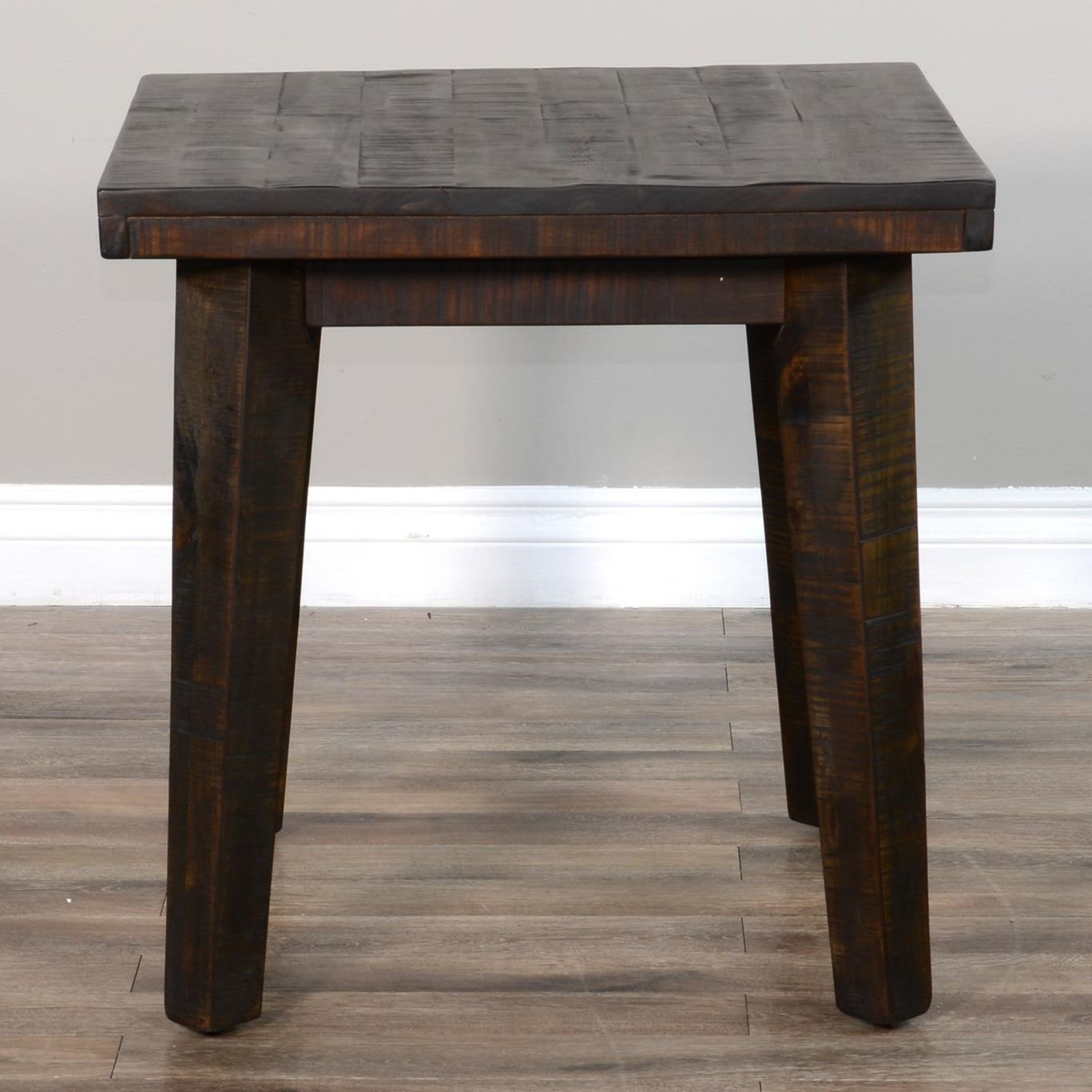 Nassau End Table by Sunny Designs at Becker Furniture