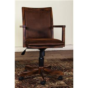 Sunny Designs Santa Fe Office Chair w/ Arm