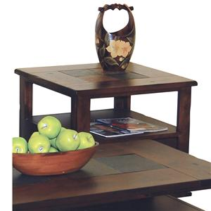 Sunny Designs Santa Fe 1 Drawer End Table