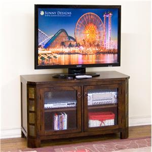 """Sunny Designs Santa Fe 45"""" TV Console"""