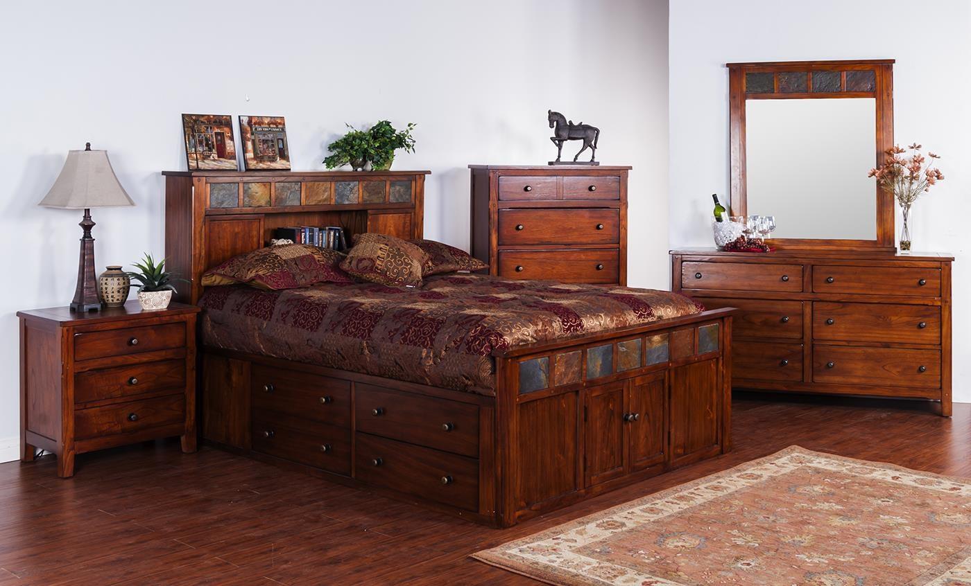 King Captain's Bedroom at Sadler's Home Furnishings