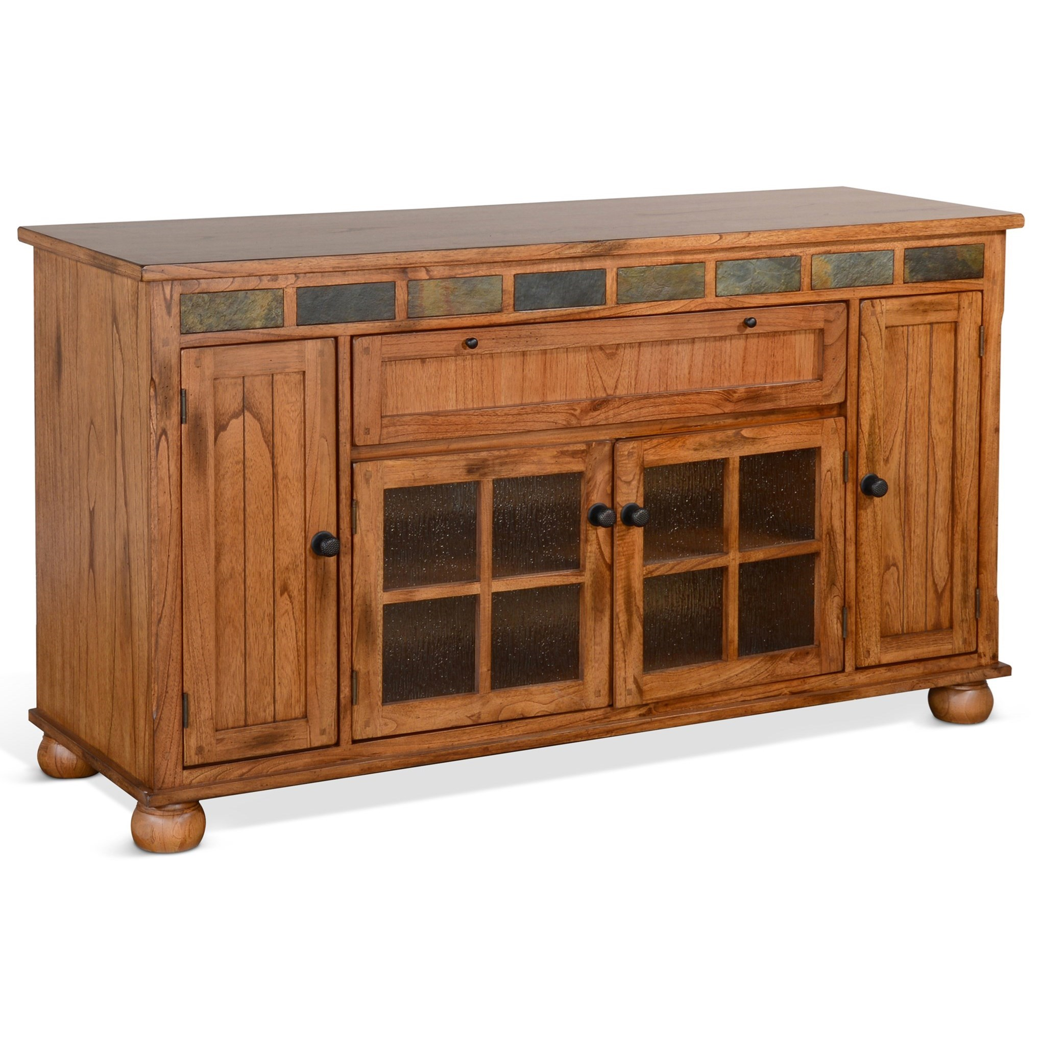 Sedona 2 TV Stand by Sunny Designs at Walker's Furniture