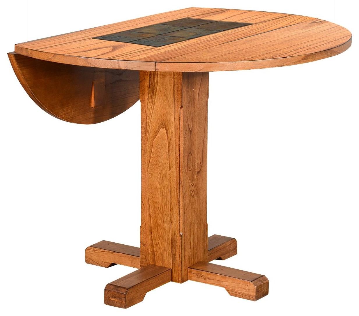 Drop Leaf Table at Sadler's Home Furnishings
