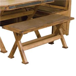 Sunny Designs Sedona Side Bench