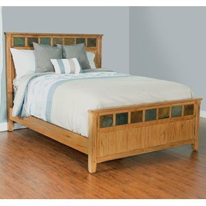 Sunny Designs Sedona King Bed