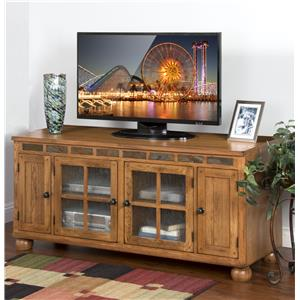 Sunny Designs Sedona TV Console