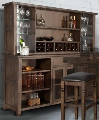 Thatcher Thatcher 2-Piece Buffet and Hutch by Sunny Designs at Morris Home