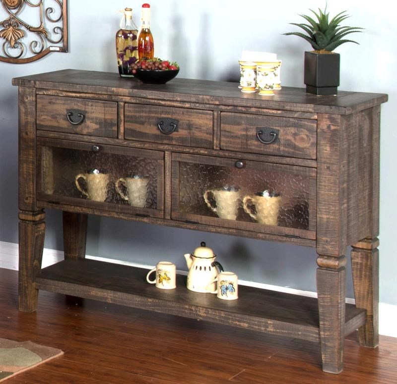 Thatcher Thatcher Server by Sunny Designs at Morris Home