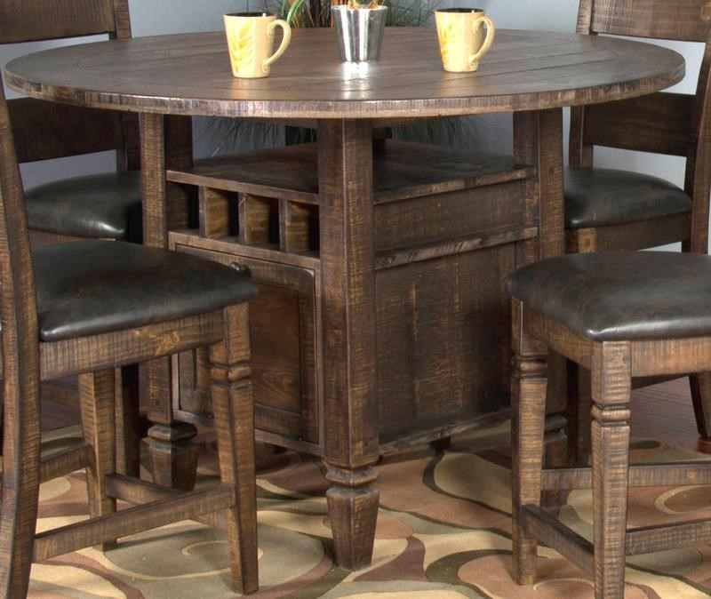 Thatcher Thatcher 2-Piece Table by Sunny Designs at Morris Home
