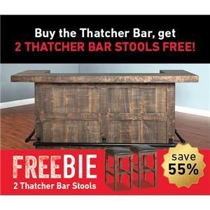 Thatcher Bar with Freebie!