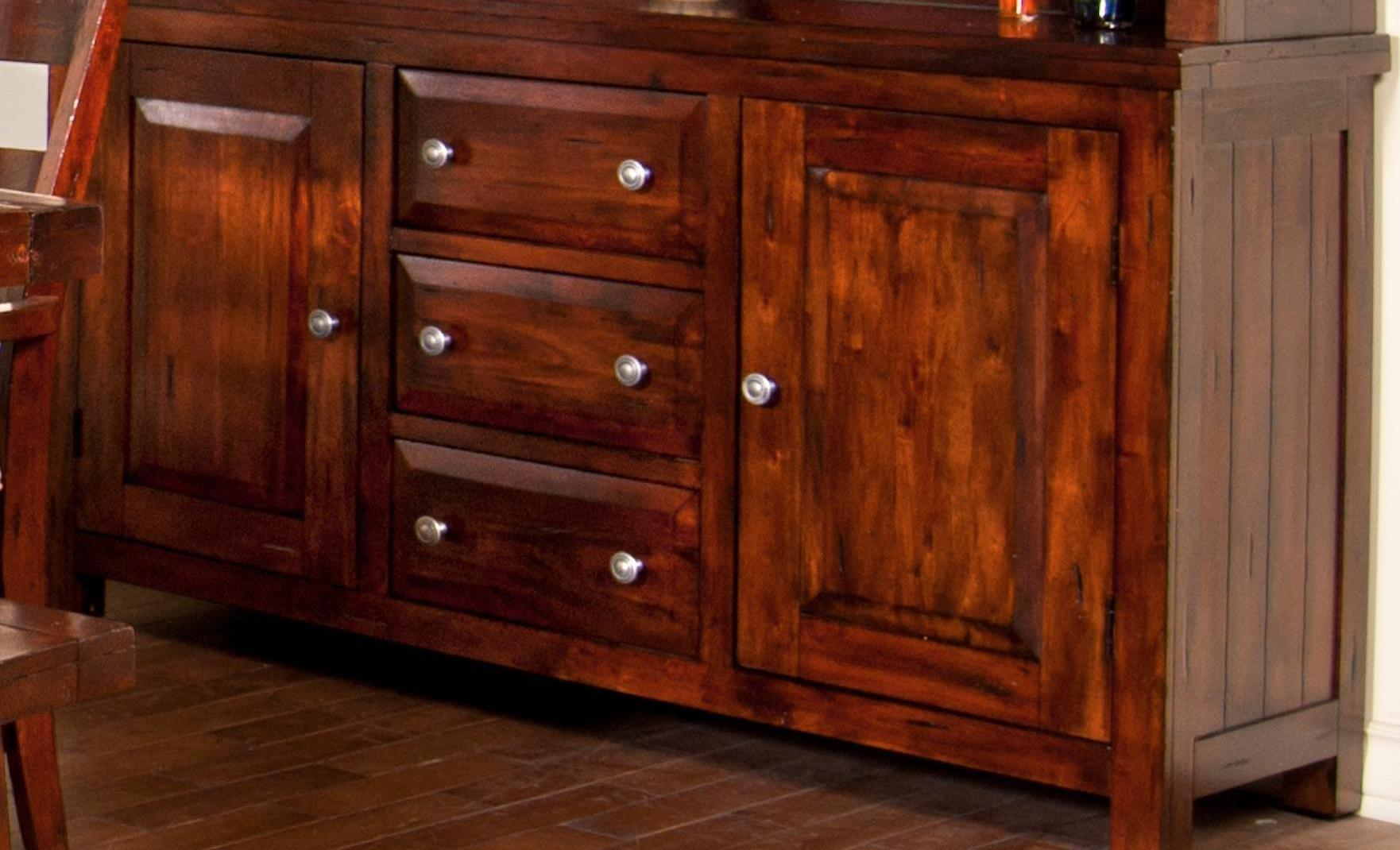 Tremont Tremont Dining Buffet by Sunny Designs at Morris Home