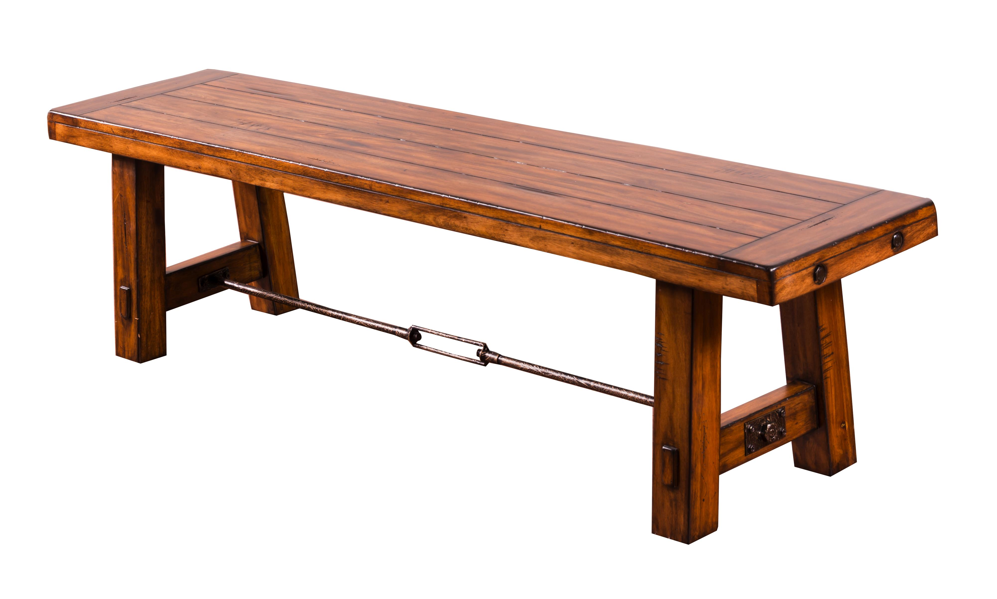 Tremont Tremont Dining Bench by Sunny Designs at Morris Home
