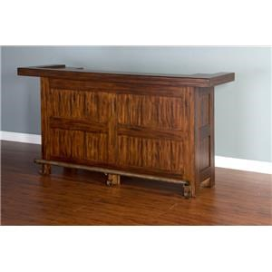 Tremont 2-Piece Bar Table
