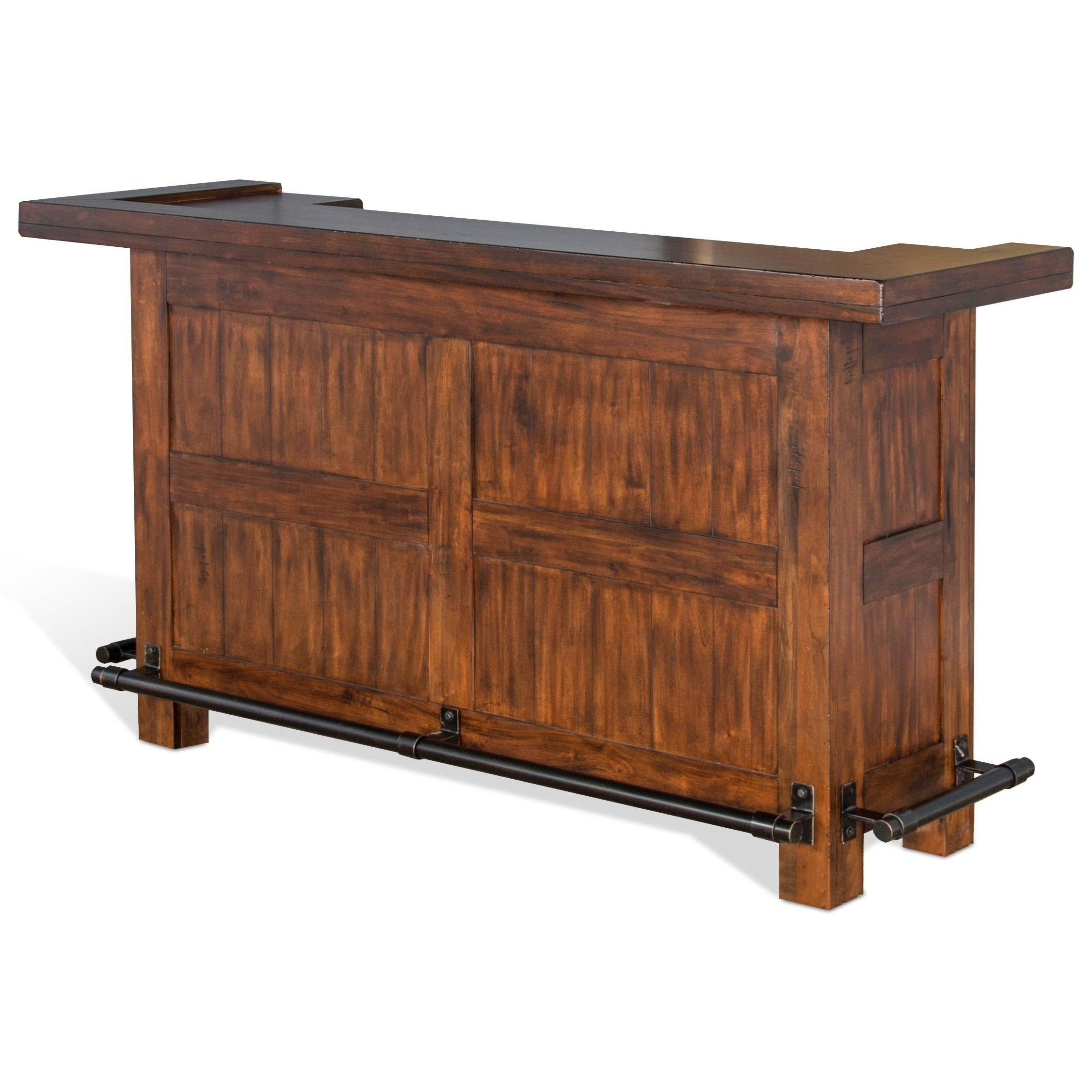 Tuscany Bar by Sunny Designs at Darvin Furniture