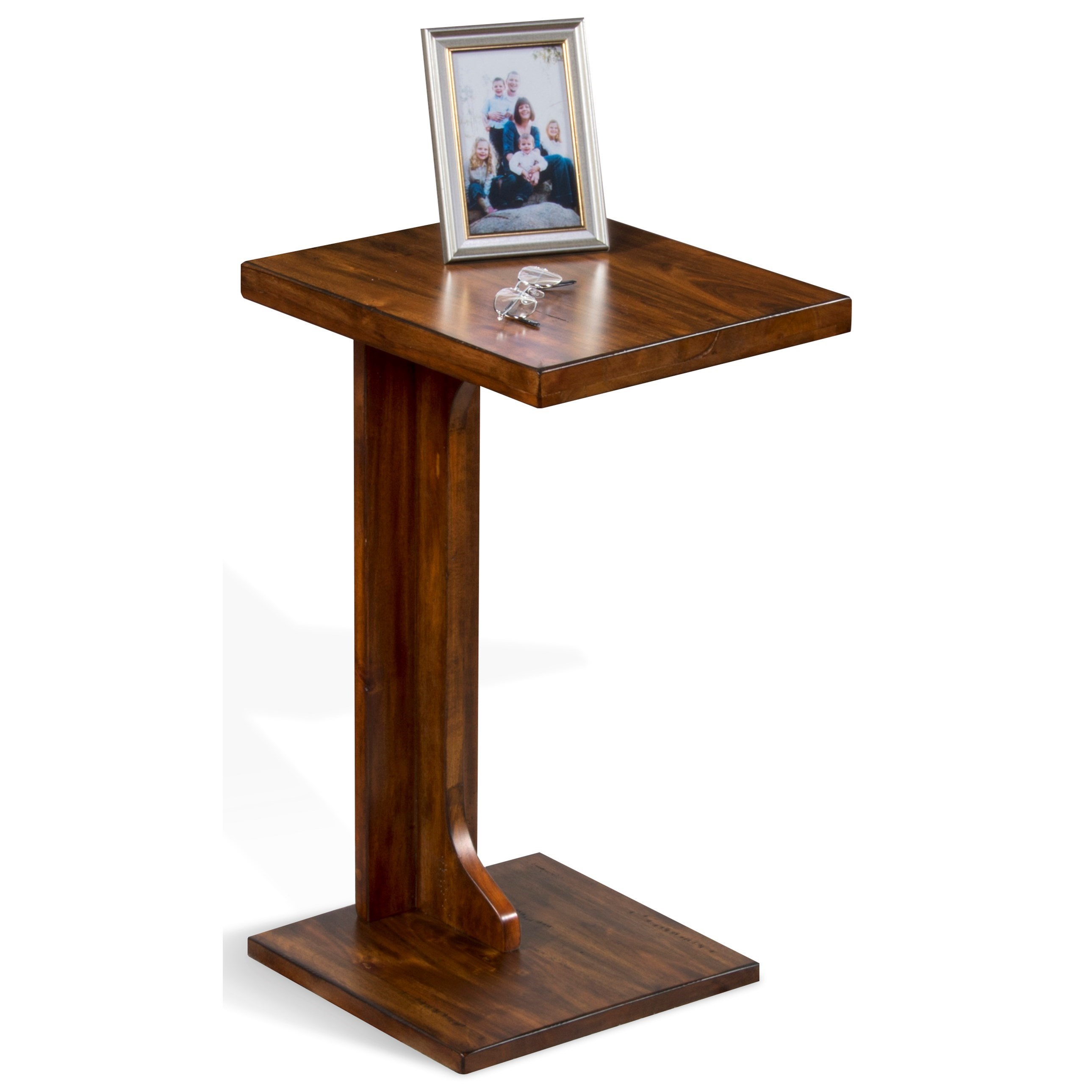 Tuscany End Table by Sunny Designs at Walker's Furniture